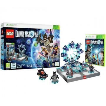 LEGO Dimensions Sākuma Paka Xbox 360 (Jauna)