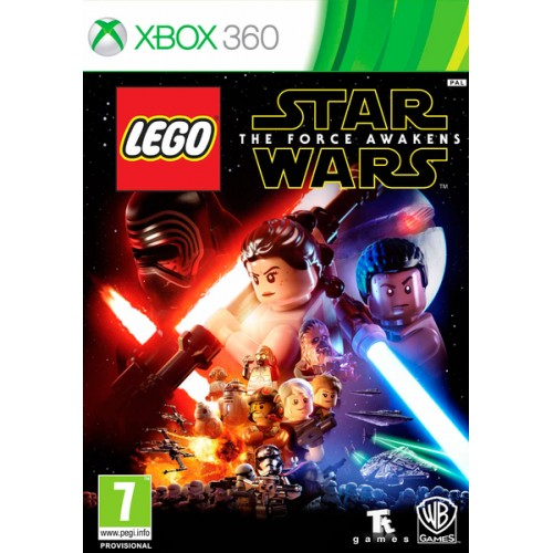 Lego Star Wars The Force Awakens (Jauna)