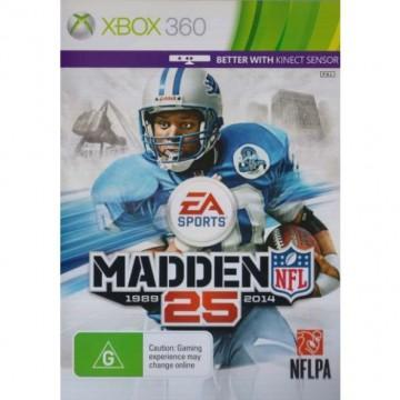 Madden NFL 25 (Lietota)