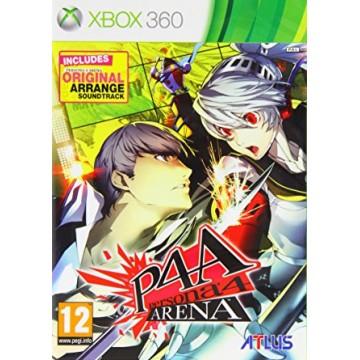 Persona 4 Arena (Jauna)