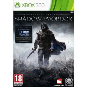 Middle Earth Shadow of Mordor (Jauna)