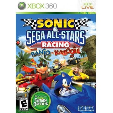 Sonic SEGA All Stars Racing With Banjo Kazooie (Jauna)