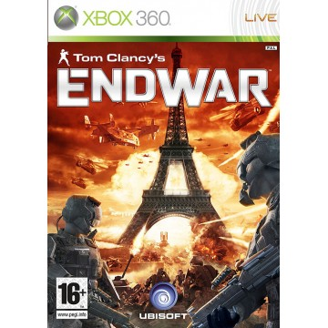 Tom Clancy's EndWar (Lietota)