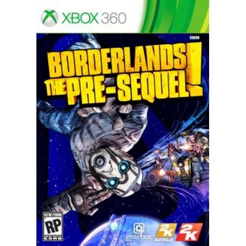 Borderlands The Pre-Sequel (Lietota)