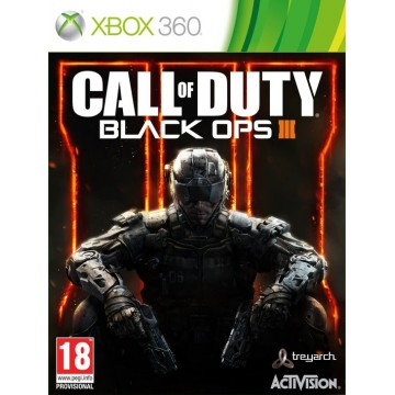 Call of Duty Black Ops 3 (Jauna)