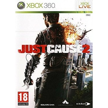 Just Cause 2 (Jauna)