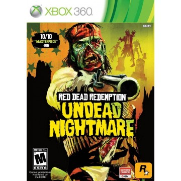 Red Dead Redemption Undead Nightmare (Lietota)