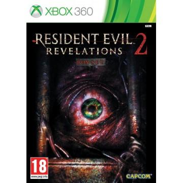 Resident Evil Revelations 2 (Jauna)