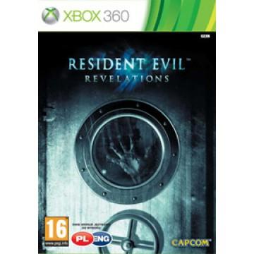 Resident Evil Revelations (Jauna)