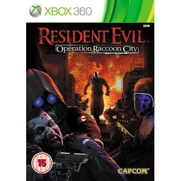 Resident Evil Operation Raccoon City (Jauna)
