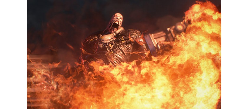 Resident Evil 3 HD Remastered