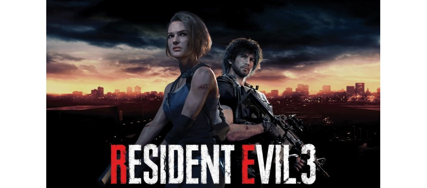 Resident Evil 3 HD Remastered